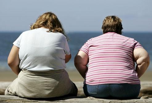obese females